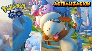 SMEARGLE E INSTANTÁNEA GO EN LA NUEVA ACTUALIZACION ... Y MR. MIME?   Pokémon GO