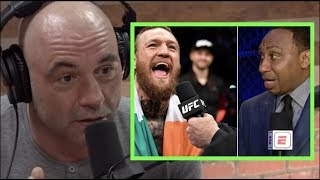 Joe Rogan on Stephen A. Smith's Comments About Conor vs. Cowboy
