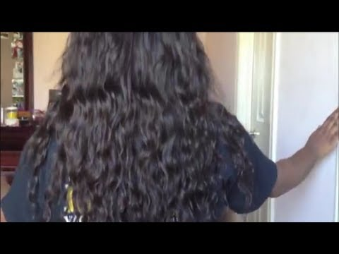 DHgate Malaysian Hair Review - Virgin. Remy Malaysian Curly Hair Weave in Body Wave