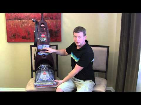 Bissell ProHeat Carpet Cleaner Review - Best home carpet cleaner