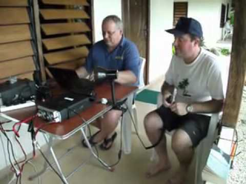 YJ0VK  A DXpedition to Vanuatu in 2011