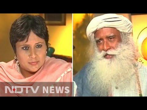 Hinduism not a religion, there's no book, no papacy: Sadhguru