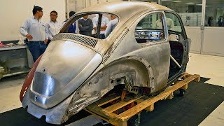 Car Restoration – 1967 Volkswagen Beetle