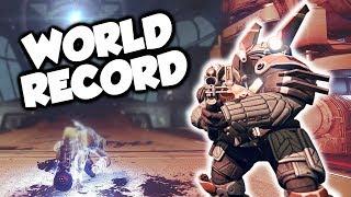 """World's Fastest Mission! """"Unbroken"""" Speedrun (2:26) Destiny 2"""