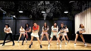 4minute Whatcha doin today Dance Cover by EchoDanceHK