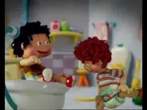 molfix reklam bebek show kukla