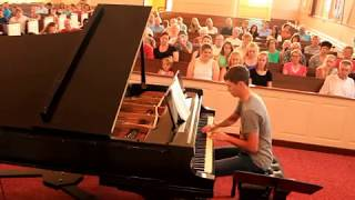 Piano Medley ~ Anime and Classical ~ Jonah's Grad Party 2017