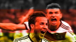 Germany World Cup 2014 - Don