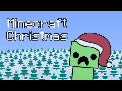 ♪ Minecraft Christmas - Original Song by Area 11 feat Simon Music Videos