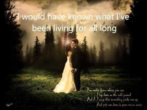 Sleeping At Last - Turning Page (With Lyrics) (The Twilight Saga Breaking Dawn Soundtrack)