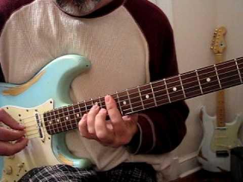 Solo Guitar Improvisation - John C. McCain