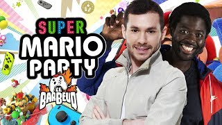 LE BARBEUQ - SUPER MARIO PARTY !