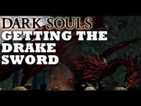 Dark Souls: Drake Sword Guide