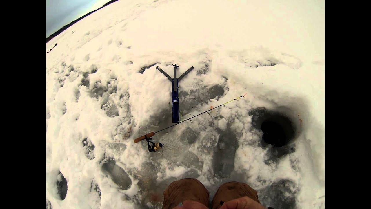 Ice Fishing in Island Park Idaho