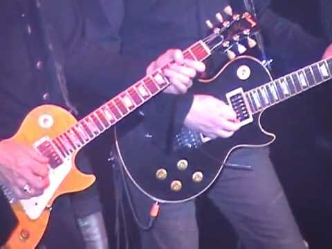 Cowboy Song (part2) Scott Gorham solo live 2012 Thin Lizzy at Brighton Dome