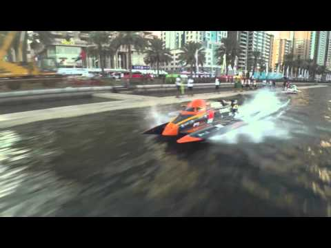 F1 powerboat F1H2O World Championship sample