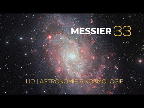 Messier 33 - Der Kosmos #Astronomie