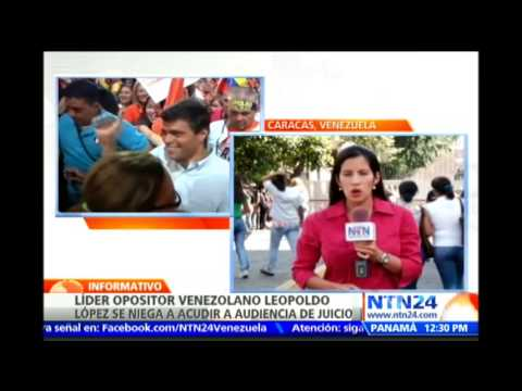 Abogado de Leopoldo López pide a Maduro no enviar