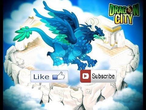 Dragon City How To Breed Sky Dragon Easy HD (Breeding Formula) Unmasked