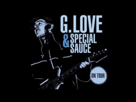 G. Love & Special Sauce - Parasite