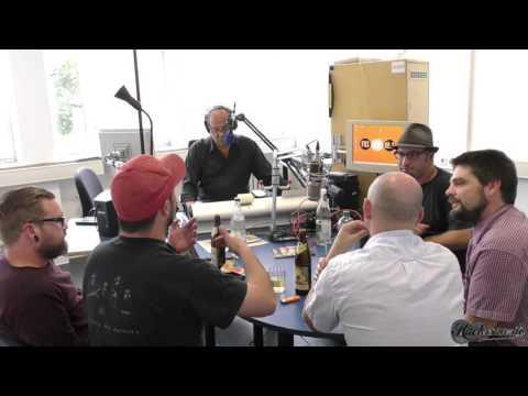 7/8 - Lamagra im Radio - Freies Radio für Stuttgart (FRS) - Between the Cracks