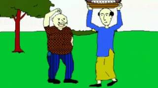 Bangla jokes - Comedy Cartoon Two Bolod