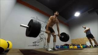 Squat - Power Clean - Deadlift | Kuvvet antrenmanları 1