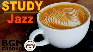 Study Jazz - Relaxing Piano Jazz Music - Slow Cafe Jazz Music Instrumental