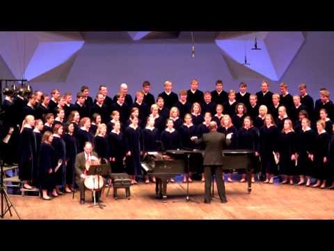 The Concordia Choir - Morning - Ligeti, René Clausen, Conductor