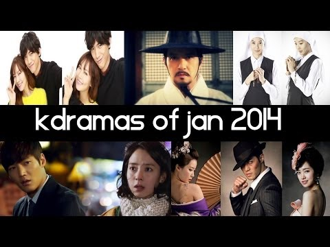 Top 5 New 2014 Korean Dramas [ January ] - Top 5 Fridays