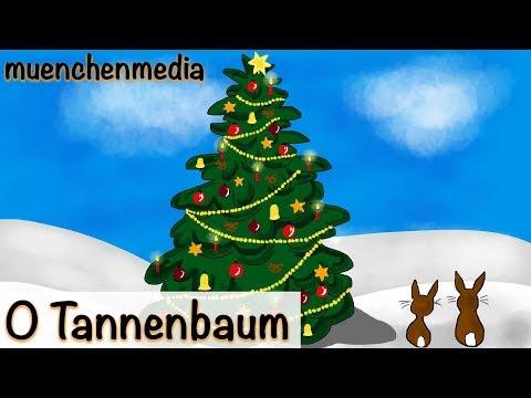 ⭐️ O Tannenbaum - Weihnachtslieder deutsch | Kinderlieder deutsch | Weihnachten - muenchenmedia