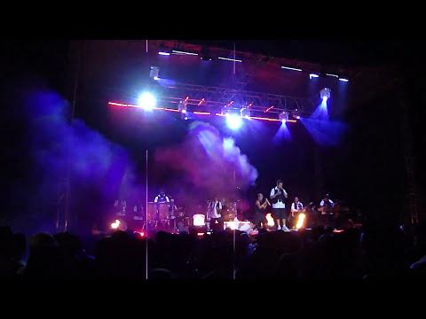 La Maquina En vivo (Nuevo cantante)