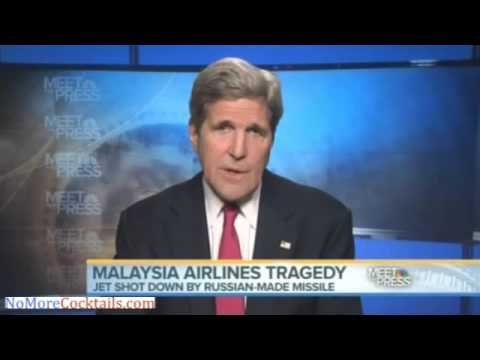 John Kerry Obama has been tough on Russia by imposing sanctions