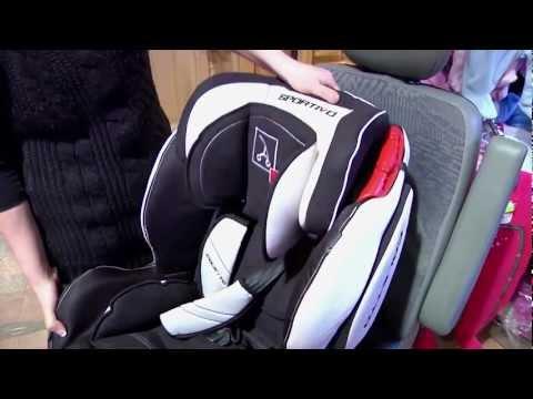 Scaun auto copii Sportivo Coletto 9-36 Kg