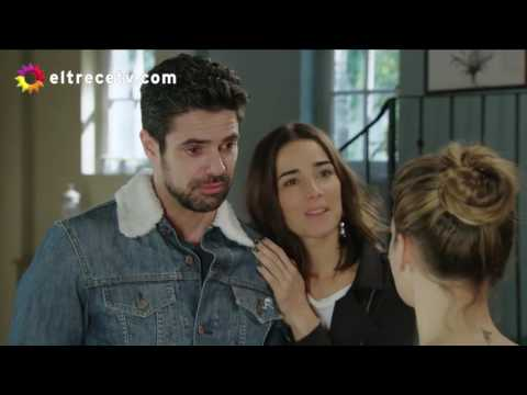 Ana y Rafa se hacen escenas de celos.
