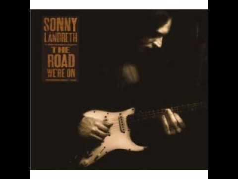 Sonny Landreth Natural World off The Road Were On CD