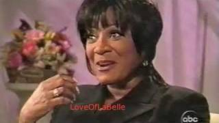 Patti LaBelle On the View