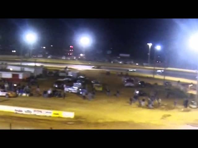 Mike Marlar Wins at Smokey Mountain