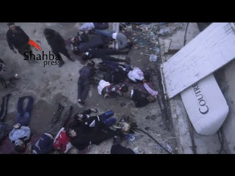 ISIS execute prisoners in Aleppo hospital - Truthloader