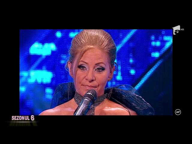 Sezonul 6 - Oana Purdel, X Factor nu are vârstă