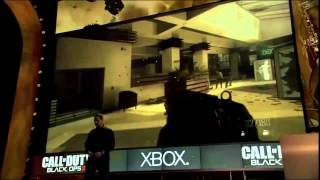 E3 2012 Trailers - E3 Call of Duty_ BLACK OPS 2 Gameplay E3 2012 Xbox & PS3