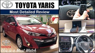 2018 Toyota Yaris | Toyota Yaris Interior | Yaris Toyota Features,Price | Toyota Yaris Review