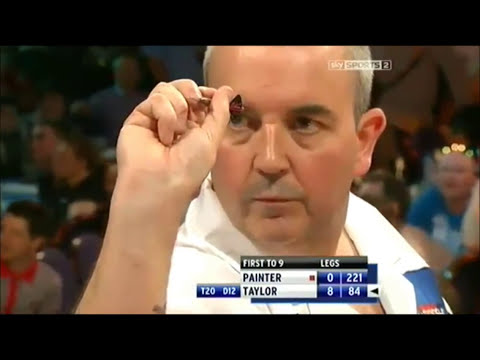 Phil Taylor Highest Average on TV -- 118.66 avg