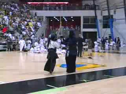 Nikkei Games 2008 RP 1st fight