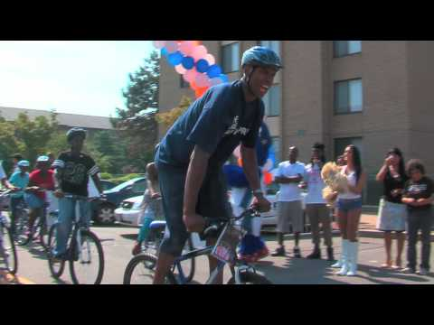 Suite 202 and TazEvents Present Caron Butler's Bike Brigade