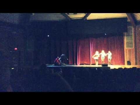 The Prout School: Senior Lip-Synch Dance 2013! - 10/25/2013