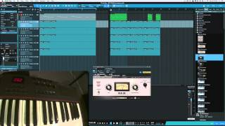 Assigning controllers to plugins in Studio One 3