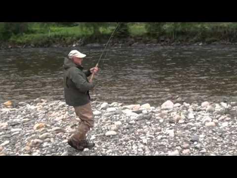 Gaula 2011 - Large Salmon - Norwegian Flyfishers Club