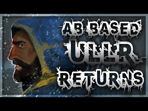 Smite: Ability Based Ullr RETURNS - Masters Ranked Duel