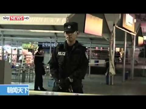 China Stabbing: 33 Killed In Station Massacre 2